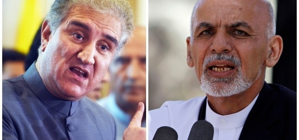 The Afghan president should focus on his internal issues, Shah Mehmood Qureshi